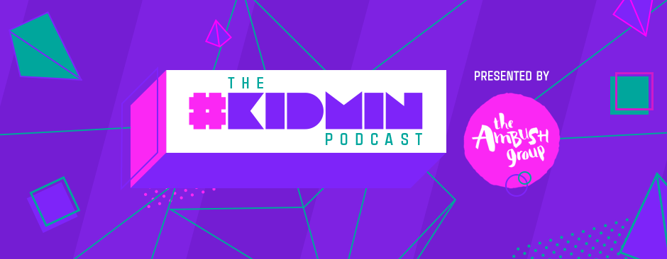 #kidmin podcast
