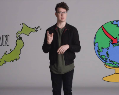 Writer: Adam's Japan Story