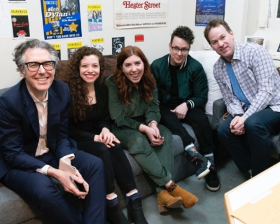 I Hung Out with Ira Glass and Mike Birbiglia | The Story Guide
